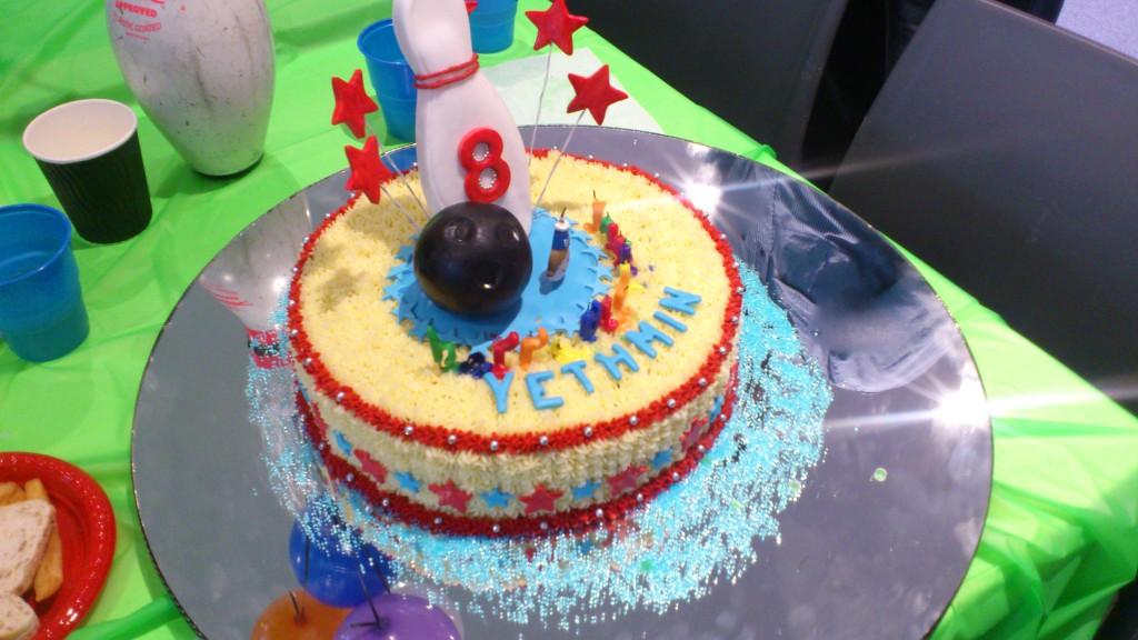 Yethmin's cake